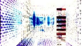 Futuristic Digital Technology Royalty Free Stock Photography