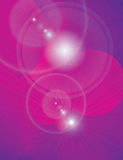 Futuristic dynamic cover vector background Royalty Free Stock Image