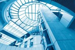 Futuristic elevator Royalty Free Stock Images