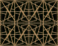 Futuristic Fabric Wires Pattern Royalty Free Stock Photography