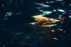 Futuristic Glitch background. Abstract pixel noise glitch error video damage like Vhs glitch. Pattern for wallpaper. Design. Screen error effect. Abstract stock images