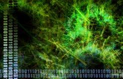 futuristic grön medicinsk vetenskapsteknologi vektor illustrationer