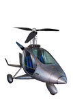 Futuristic helicopter Royalty Free Stock Photography