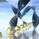 Futuristic image Stock Image