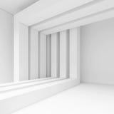 Futuristic Interior Design Stock Image