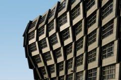 futuristic lägenhet royaltyfri fotografi