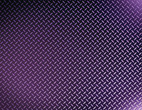 Futuristic metal texture Stock Image