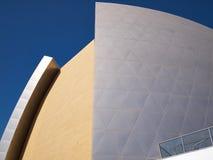 Futuristic modern architecture Stock Photography