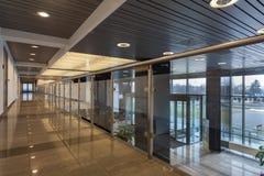 Futuristic office Stock Images