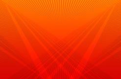 Futuristic Orange Background Royalty Free Stock Photos