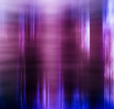 Futuristic pink purple interlaced Royalty Free Stock Photo