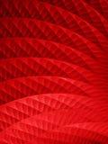 Futuristic red backdrop Stock Photos