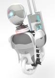 Futuristic Robot Design Royalty Free Stock Photos