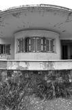 Futuristic ruins Royalty Free Stock Image
