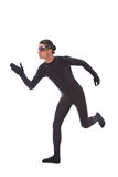 Futuristic runner Stock Photo