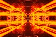 Futuristic Sci-Fi Complex New Era abstract stock photography