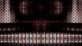 Futuristic Screen Display Pixels 10490 Royalty Free Stock Images