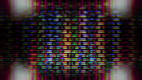 Futuristic Screen Display Pixels 10475 Stock Photography