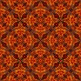 Futuristic Seamless Geometric Pattern Royalty Free Stock Images