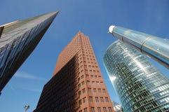 Futuristic Skyscrapers royalty free stock image