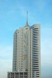futuristic skyskrapa Royaltyfria Bilder