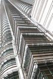 futuristic skyskrapa Royaltyfri Fotografi