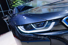 BMW i8 Royalty Free Stock Photo