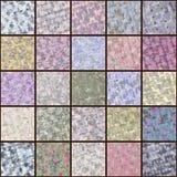 Futuristic squares Royalty Free Stock Image