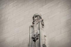 Futuristic Statue Stock Images