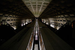 Futuristic Subway Stock Image