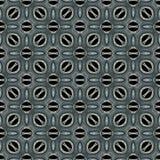 Futuristic Tech Pattern Stock Image