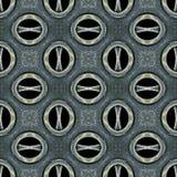 Futuristic Tech Pattern Royalty Free Stock Photos