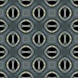 Futuristic Tech Pattern Royalty Free Stock Photo