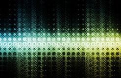 Futuristic Technology Background Royalty Free Stock Images