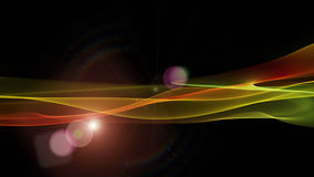 Futuristic technology design with lights Royalty Free Stock Photography