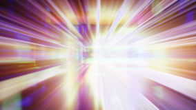 Futuristic technology light abstraction - Light FX2123 HD. Light FX2123: Futuristic technology light abstraction flickers and flares (Video Loop stock footage