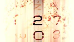 Futuristic Technology Screen Display Stock Photography