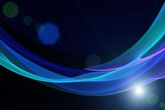 Futuristic technology wave background design royalty free stock photography