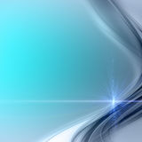 Futuristic technology wave background design Royalty Free Stock Photo