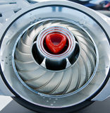 Futuristic Turbine Stock Image