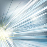 Futuristic Vector Background Royalty Free Stock Image