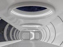 futuristico Fotografia Stock