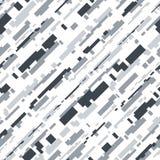 Futuristisch Camouflage Vector Naadloos Patroon vector illustratie