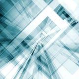 Futuristisch Concept Royalty-vrije Stock Foto