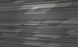 Futuristisch Donker Grey Abstract Background Stock Afbeeldingen