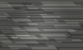 Futuristisch Donker Grey Abstract Texture Royalty-vrije Illustratie