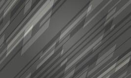 Futuristisch Donker Grey Crystal Abstract Texture Stock Fotografie