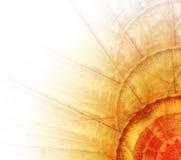 Futuristische abstracte achtergrond vector illustratie