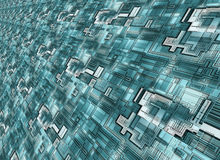 Futuristische abstrakte Hintergründe Lizenzfreie Stockfotografie