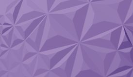 Futuristische achtergrond met lijnen en abstracte laag-poly, veelhoekige driehoekige mozaïekachtergrond voor Web, presentaties en Stock Foto's